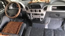 bán xe Mercedes Sprinter 2012 máy dầu số sàn bản 311 màu xám kem