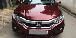 Bán Honda City 2018 màu đỏ đô tự động xe như mới đẹp