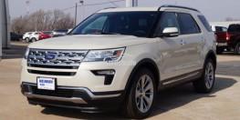 Ford Explorer 2019 mới 100% nhập Mỹ nguyên chiếc !