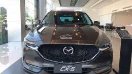 Mazda CX-5 Gói Khuyến Mãi Lên Đến 25 Triệu