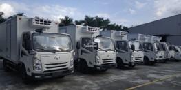 Xe tải Đô Thành IZ65 Gold thùng đông lạnh tải trọng 3.5 tấn tại Hà Nội
