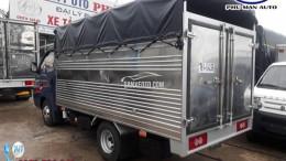 Xe tải JAC 1t25 động cơ dầu -Hỗ trợ trả góp.