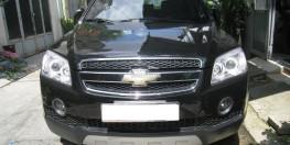Nhà mình cần bán nhanh xe Chevrolet Captiva LT 2008 số sàn màu đen