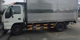 Xe tải Isuzu QKR  1,9 tấn màu trắng, 2018, Giá rẻ