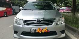 Toyota innova E 2.0MT 2013, xe cực chất