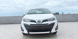 Toyota Vios 1.5G/E 2019 khuyến mại hấp dẫn 02 năm bảo hiểm vật chất, giao xe ngay, hỗ trợ trả góp 85%