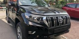 Toyota Prado 2.7VX xe nhập khẩu nguyên chiếc, giao xe sớm, hỗ trợ vay tới 90%