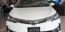 Bán xe Toyota Corolla Altis 1.8G model 2019, khuyến mại hấp dẫn, giao xe ngay, hỗ trợ vay tới 90%