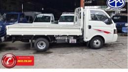 Xe tải 1t25 thùng lửng động cơ dầu.