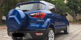 Ford EcoSport titanium kiểu dáng mới, xe ngon giá tốt, năm sản xuất 2018