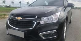 Bán Chevrolet Cruze LTZ 2016 màu đen cực mới đẹp