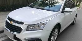 Chevrolet Cruze 2017 số sàn LT trắng cực đẹp luôn nha