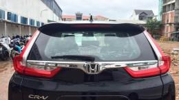 Honda CR-V Phiên bản cao cấp- Bản L, New 100%, Nhập khẩu nguyên chiếc- HONDA Đà Nẵng