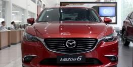 Ưu đãi tháng 01 giảm giá lên đến 20 triệu khi mua Mazda 6 2018