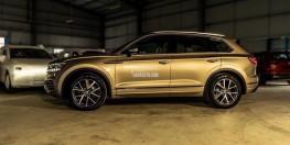Volkswage Touareg 2019 mới