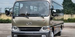 Xe khách Hyundai County Đồng vàng giao ngay, hỗ trợ 50% thuế trước bạ, vay tới 80%