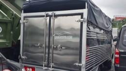 Xe tải 1t5 thùng dài 3m2 động cơ dầu, nhập khẩu.