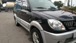 Bán em Mitsubishi Jolie 2006 số sàn bánh treo xám đen.