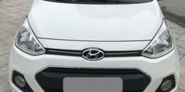 Bán Xe Hyundai I10 1.25 số sàn 2017 màu trắng  đẹp hết sảy