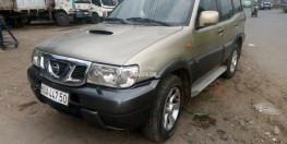 Bán xe Nissan Terrano sản xuất năm 2003 tại Thủ Dầu Một, tỉnh Bình Dương