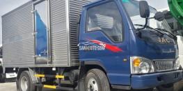 Xe tải JAC 2t4 Ga cơ động cơ công nghệ ISUZU.