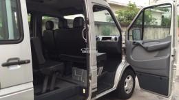 Bán xe Mercedes SPrinter 2012 số sàn máy dầu 16 chỗ xe đi ít đẹp.