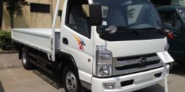 Bán  Xe ô tô Tải TMT Cửu Long 990kg/ Thùng Kín/ Máy Xăng/ Hỗ Trợ Vay Vốn