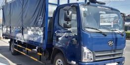 Xe tải HyunDai 7t3 thùng dài 6m2 Cabin vuông.