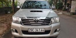 Chợ ô tô Giải phóng: Toyota Hilux E