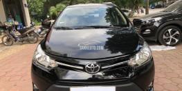 Chợ ô tô Giải phóng: Toyota Vios E số sàn, sản xuất năm 2017