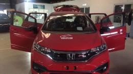 Honda Jazz Nhập khẩu với Ưu đãi lên đến 40 triệu đồng