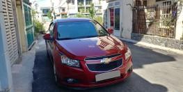 Bán nhanh Chevrolet Cruze LT 2015 màu đỏ cực độc và đẹp.