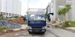 Xe tải IZ49 DoThanh 2t4 thùng dài 4m3