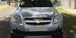 Bán Chevrolet Captiva LTZ tự động 2009 màu bạc xe rất đẹp nhé.