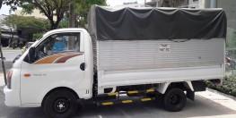 H150 thùng mui bạt, giá ưu đãi 393trieu, khuyến mãi 100% bảo hiểm