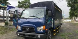 Hyundai New Mighty 75S 2o18 thùng mui bạt, bản nâng cấp của hd65, lh 0905669190 Mr. Hiệp