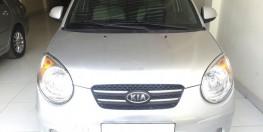 Bán ô tô Kia Morning slx sản xuất năm 2007, màu bạc, nhập khẩu, giá chỉ 235 triệu