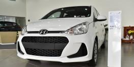 Hyundai I10, hỗ trợ trả góp lên đến 80%, vừa có xe kiếm tiền vừa có xe chơi tết