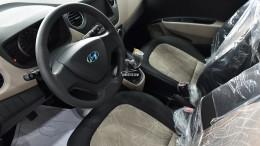 Hyundai I10 1.2 MT Base màu bạc, 330 triệu.Hỗ trợ đăng ký Grab, Taxi,...