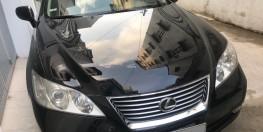 Gia đình đổi xe bán Lexus ES350 2009 màu đen nhập Nhật chính chủ.