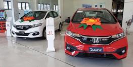 Mua honda Jazz nhận ngay ưu đãi đến 40 triệu đồng. Honda Oto DaNang