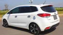 Bán Kia Rondo 2016 GAT màu trắng xe đẹp nguyên thủy