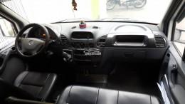 Bán Mercedes Sprinter 311 Bạc đời 2012 máy dầu số sàn 16 chỗ rất mới.