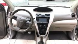 Bán Toyota Vios 1.5E đời 2013, màu bạc. Hàng Tuyển