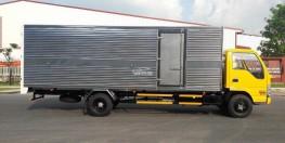 Giá xe tải Isuzu VM 129 tải trọg 8.2 tấn - 8T2 thùng dài 7m giá ưu đãi, uy tín
