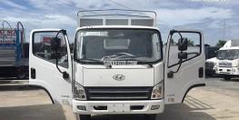 Xe tải HyunDai 8 tấn Ga cơ thùng mui bạt 6m2.