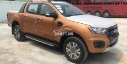 Bán Ford Ranger Wildtrak 4x4 sản xuất 2018, màu cam, xe nhập, 918 triệu - LH 0989022295 tại Bắc Giang
