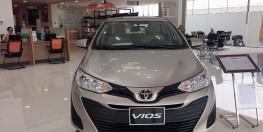 Cần Bán Toyota Vios E Nâu Vàng - Giá hấp dẫn