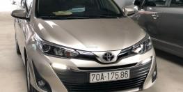 Cần bán xe Toyota Vios 1.5G AT 2018 , có hỗ trợ trả góp , fix giá mạnh cho ae thiện chí