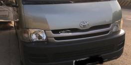 Bán xe Toyota Hiace 16C đời 2010 tại Biên Hòa, Đồng Nai
